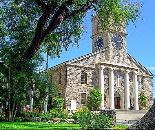 卡怀亚哈奥教堂旅游景点风景