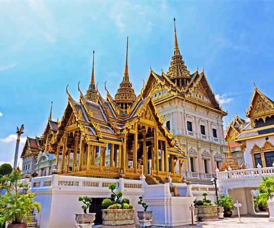 泰国曼谷大王宫旅游景点介绍
