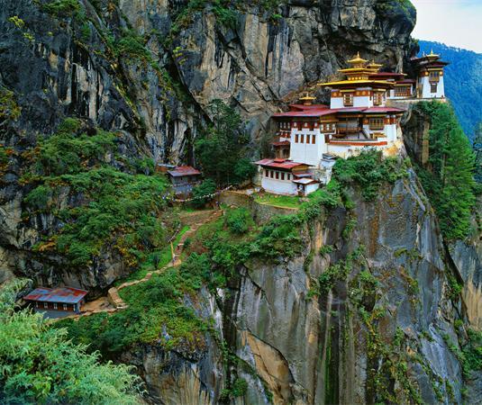 不丹旅游景点风景
