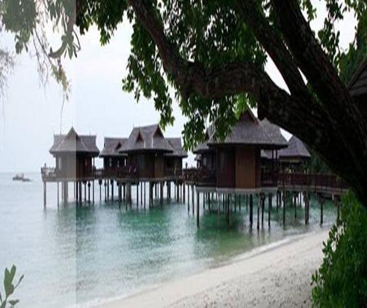 马来西亚邦咯岛绿中海度假村旅游景点介绍