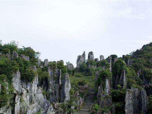 四川华蓥山风景区旅游景点介绍