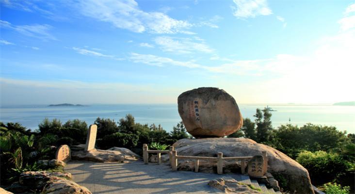 东山岛旅游景点风景