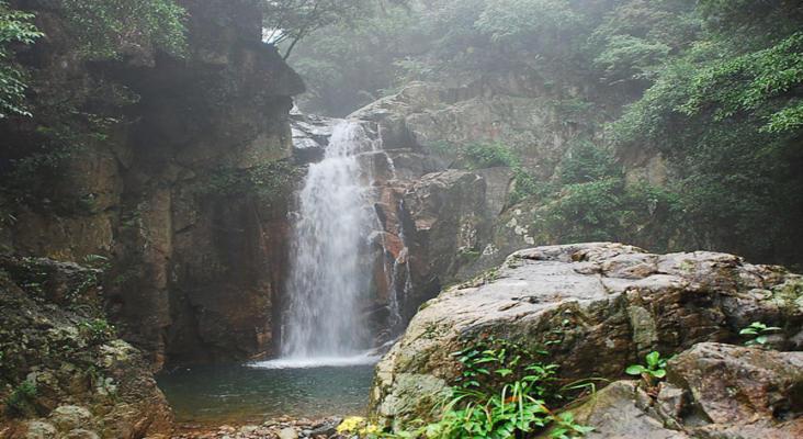 浙西大龙湾旅游景点风景