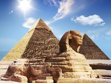 <U_SHOW【晨埃落迪】埃及阿联酋全景13日>阿布辛贝神庙+亚历山大+全程国五酒店+红海畅饮+内陆飞机+阿联酋航空A380+WIFI